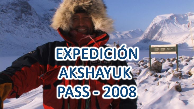 Expedición Akshayuk Pass - 2008